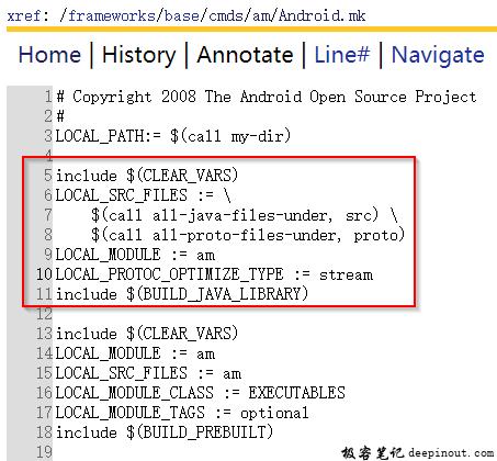 BUILD_JAVA_LIBRARY使用示例