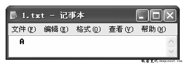 fwrite()函数 示例