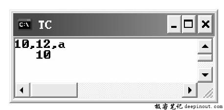 printf()函数 示例