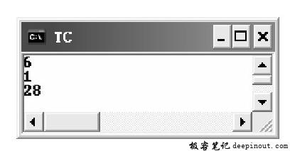 strcspn()函数 示例